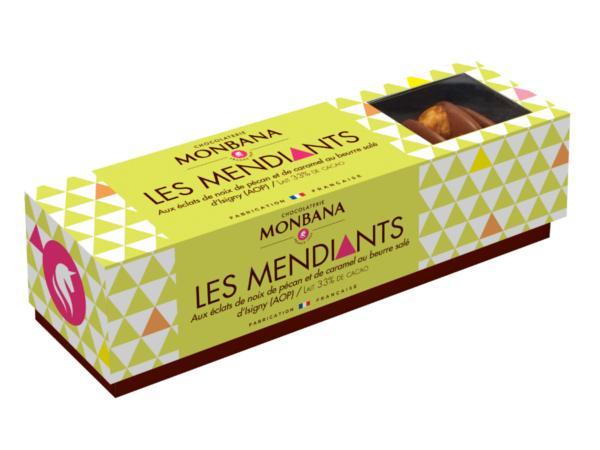 Les Mendiants Chocolats au Lait 114 g