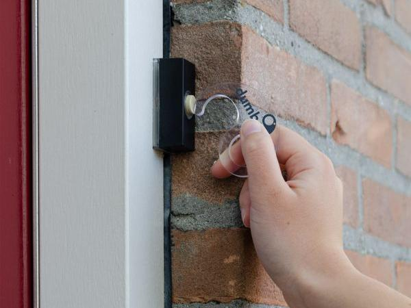 Ouvre Porte Sans Contact Aux  Multiples Protections - visuel 3