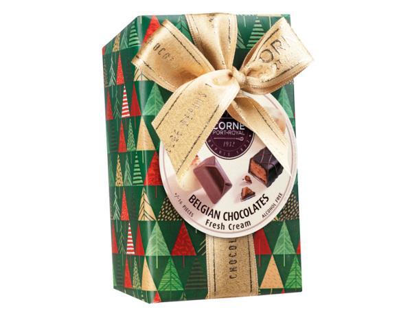 Ballotin 33 Chocolats Assortis AVEC Crème Fraîche