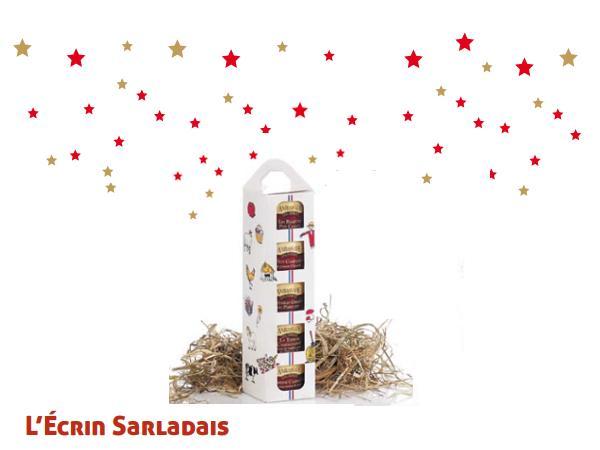 Colis Gastronomique. Ecrin Sarladais