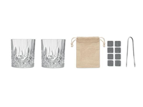 Set à Whisky dans une Boîte Bambou - visuel 3