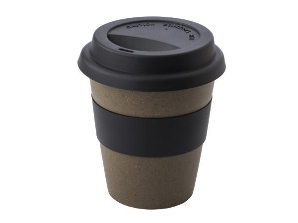 Gobelet Hermétique de 350 ml en Fibre de Café