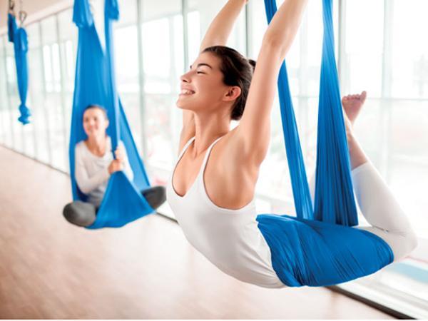 Hamac de Yoga Aérien en Nylon