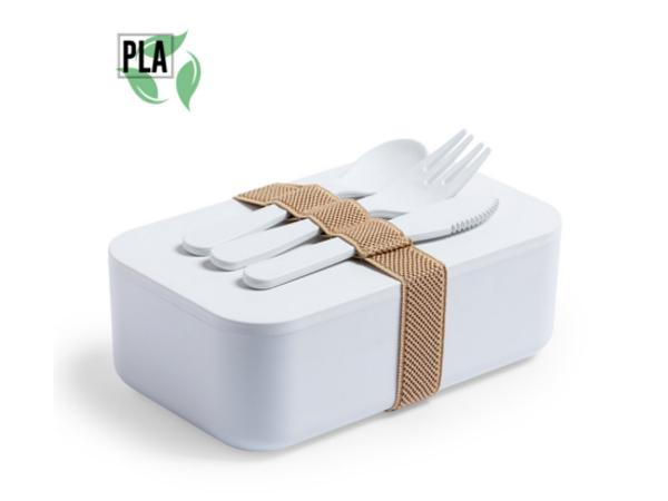 Lunch Box de 1 L - 100 % Compostable  - visuel 1