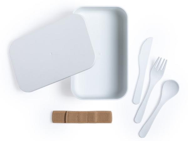 Lunch Box de 1 L - 100 % Compostable  - visuel 2