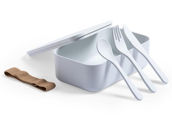 Lunch Box de 1 L - 100 % Compostable  - visuel 3