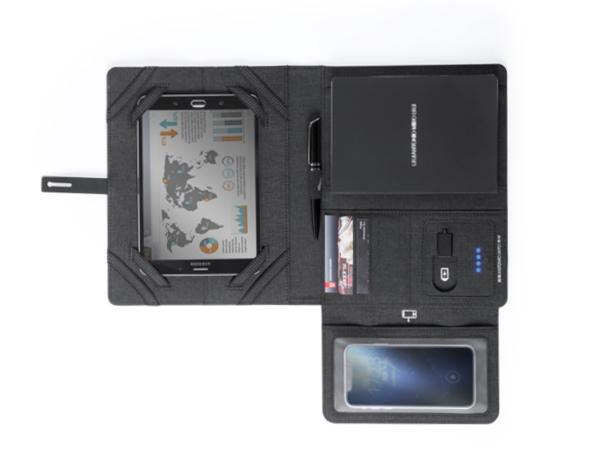 Conférencier Support Tablette et Powerbank 5000 mAh - visuel 2