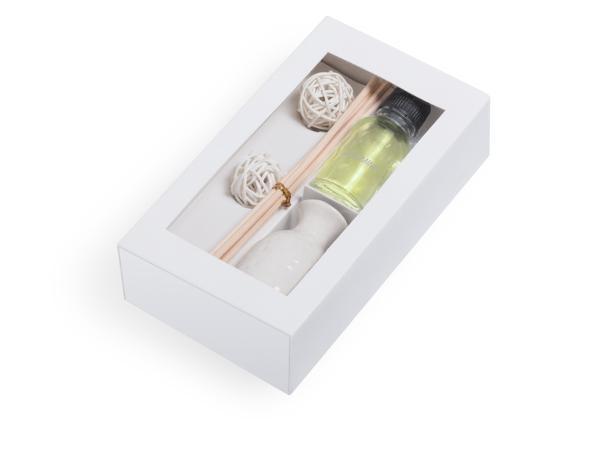 Diffuseur Aromatique avec Bâtonnets et Pot Céramique