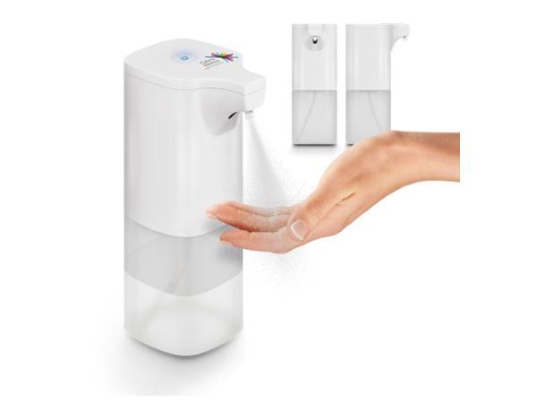 Distributeur Sans Contact de Solution Hydroalcoolique 350 ml