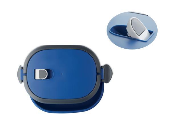 Lunch Box de 1000 ml avec Couvercle Hermétique  - visuel 2