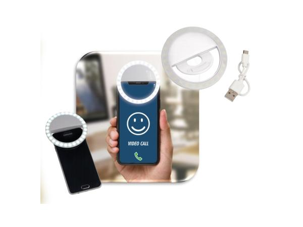 Anneau Lumineux pour Webcam