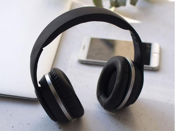 Casque à Réduction de Bruit LIVOO Compatible Bluetooth - visuel 2