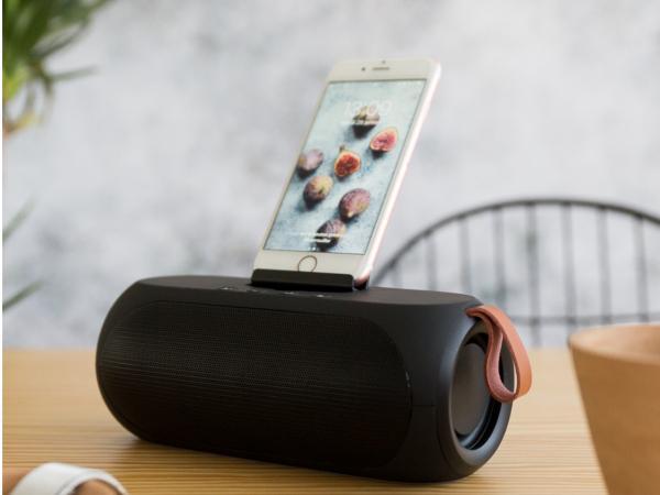 enceinte LIVOO compatible Bluetooth