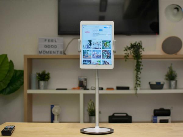 Support LIVOO pour Tablette et Smartphone