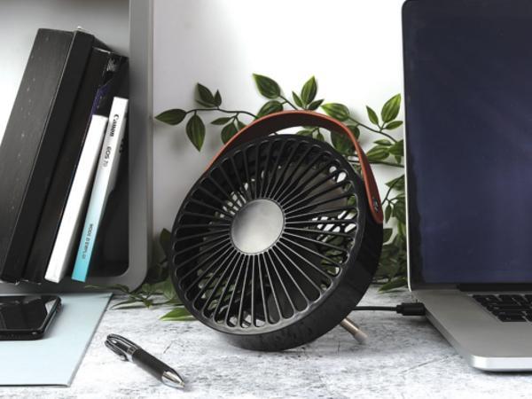 Ventilateur de Table USB LIVOO