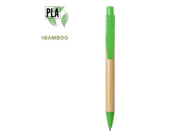 Stylo en Bambou et PLA 100 % Compostable