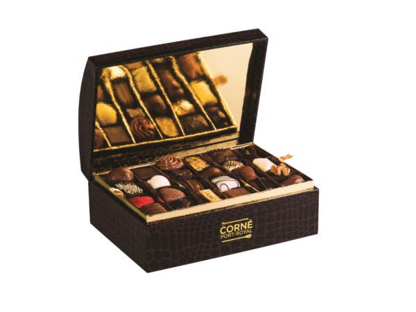 Boîte Croco Garnie de 48 Chocolats de 680g