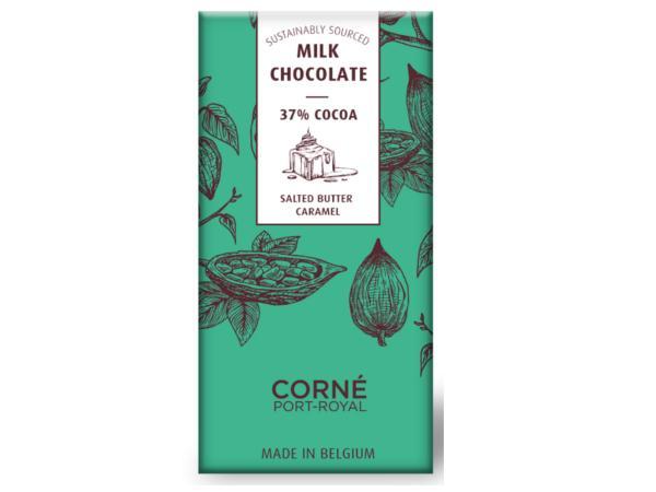 Tablette de 70 g Chocolat au Lait au Caramel Beurre Salé
