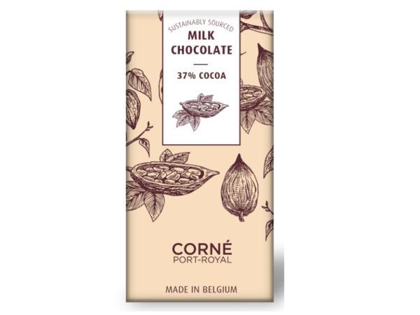 Tablette de 70 g de Chocolat au Lait