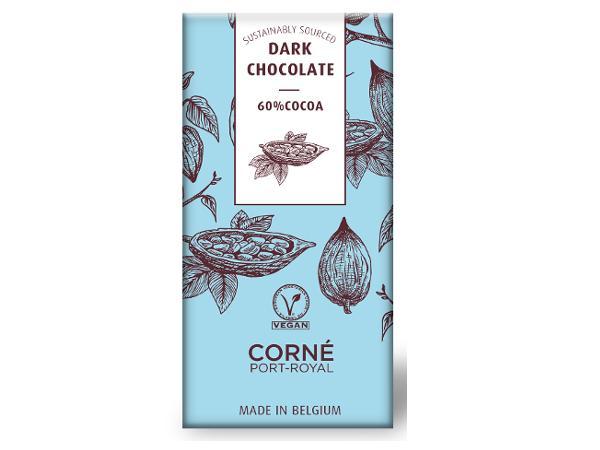 Tablette de 70 g Chocolat Noir 60 %