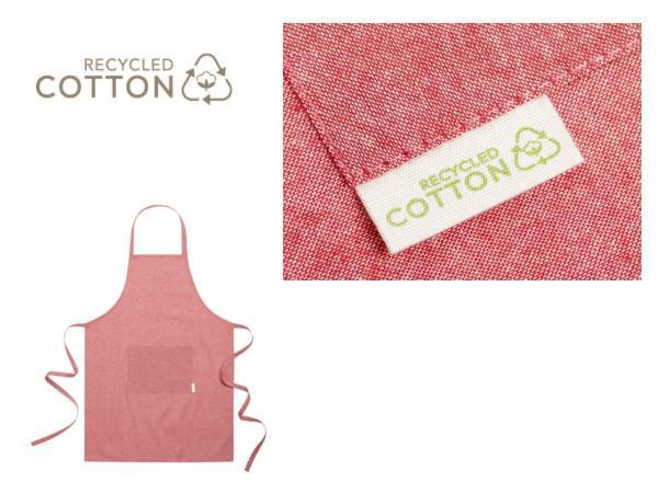 Tablier 100 % Coton Recyclé