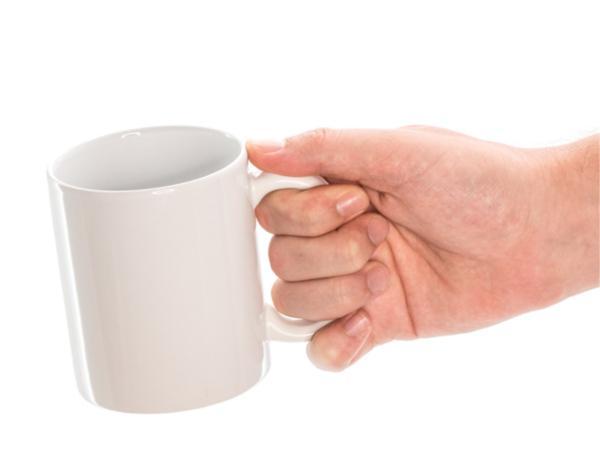 Mug Céramique Blanc 370ml