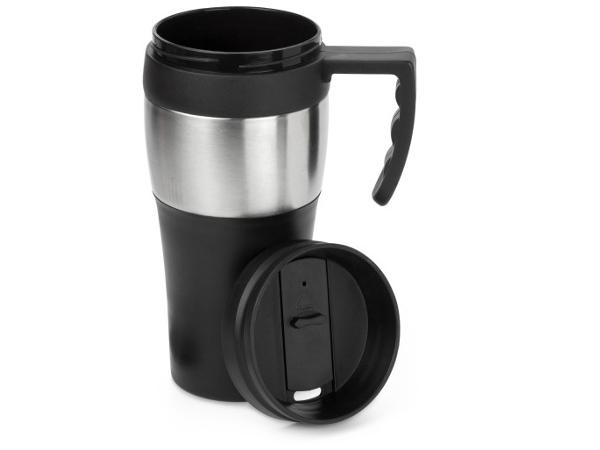 Mug isotherme en acier inoxydable  0,50 litre