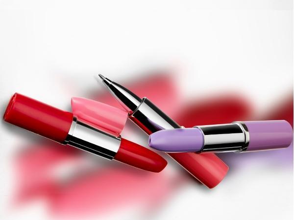 Stylo Bille Rouge à Lèvres